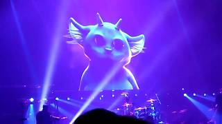 twenty one pilots Bandito Tour PL 15/02/2019 Chlorine live Ned shows up in Atlas Arena!