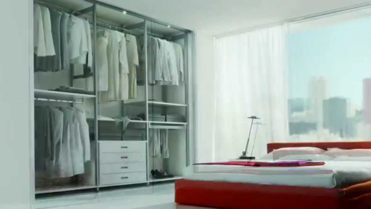 Cabine armadio a roma arredi e mobili youtube - Mobili per cabine armadio ...