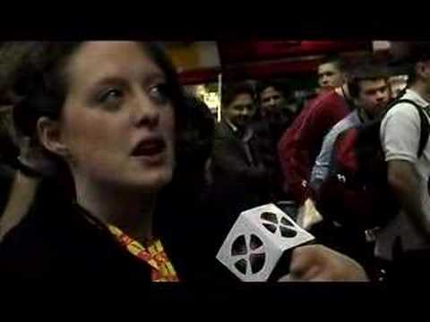 Xleague.tv UK Sony PS3 Launch - Ellie Gibson Interview