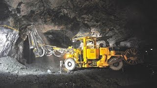 India's first uranium mine: located in the state of Jharkhand becomes a dark matter laboratory.