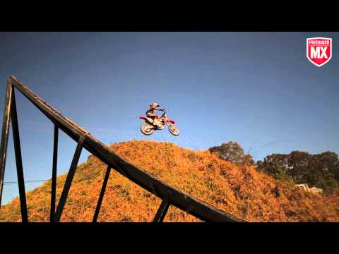 Sydney Australia Freestyle Motocross ft. Tyrone Gilks