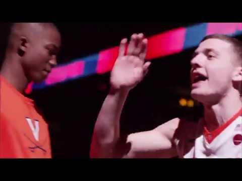 "UVA Basketball Hype Video ""Hope"""
