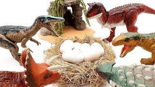 Who's Dinosaurs Eggs? Jurassic World2 Fallen Kingdom Dinosaur Eggs Toy For Kids  T-Rex Mini Dino Set