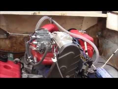 двигатель ваз для лодки