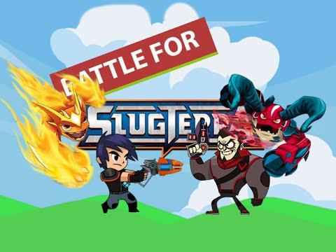 Battle For Slugterra - SUPER POWERED SLUGS!?