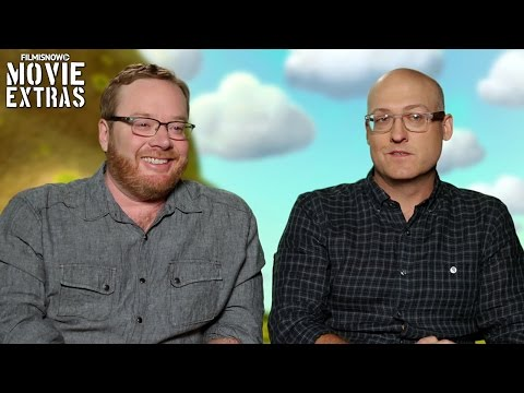 Trolls | On-set Visit With Mike Mitchell 'Director & Walt Dohrn 'Co-Director'