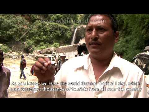 Attar Singh Panwar witnessed the Uttarakhand disaster!