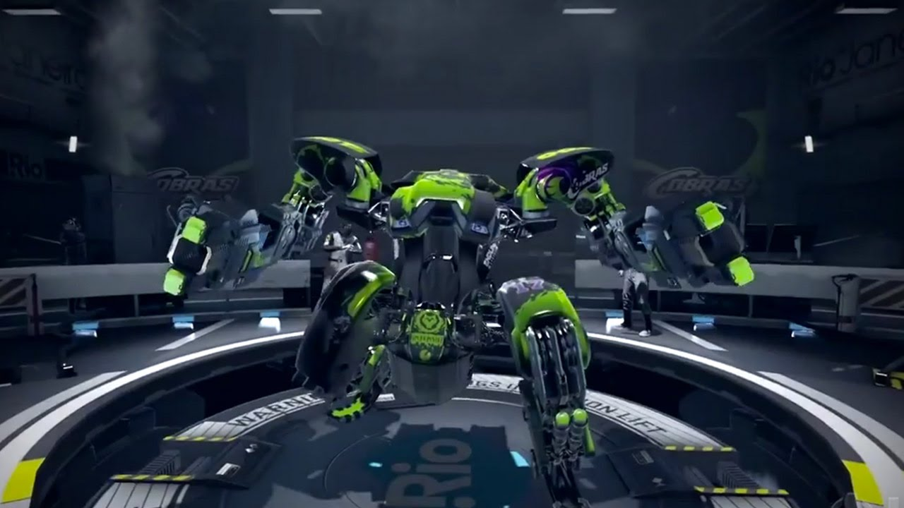 We Got Crushed in RIGS: Mechanized Combat League - PAX Prime 2015