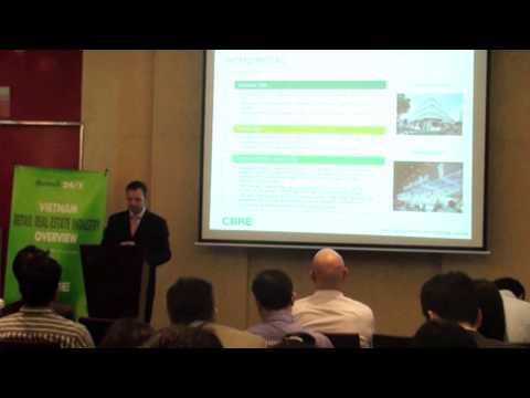 CBRE Vietnam Retail Real Estate Industry Overview