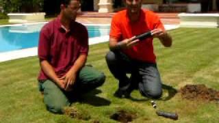 Jardineria Práctica: Riego por Aspersión