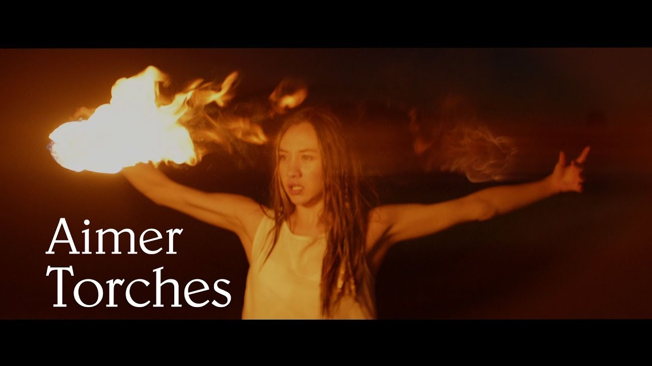 "Aimer - ""Torches""のティザー映像を公開 新譜シングル「Torches」2019年8月14日発売予定 thm Music info Clip"