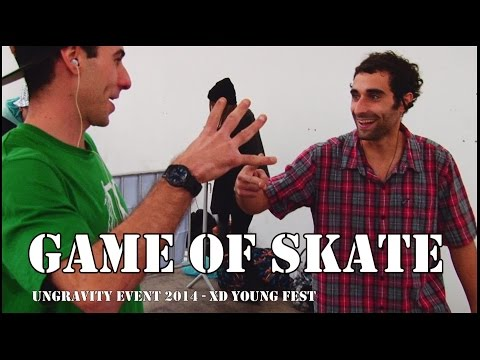 Game of skate - XD Young Fest Skateboarding (2014)