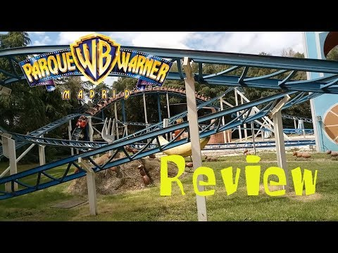 Tom y Jerry- Parque Warner Madrid (Review)