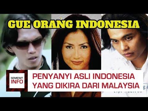 Download 7 Penyanyi Indonesia Yang Dikira Dari Malaysia Mp4 baru