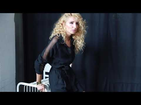 New collection fashion designer Katerina Kvit