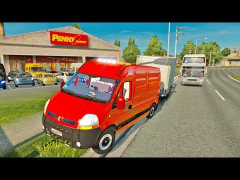 Renault Master ETS2 (Euro Truck Simulator 2)