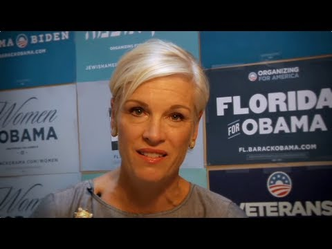 Cecile Richards: What's at Stake in This Election - OFA Florida