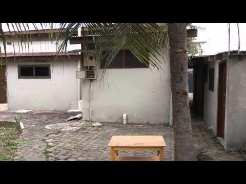 Nyaniba Estates, F515/4. OSU. Accra - House Tour External