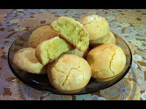 Простое лимонное печенье рецепт с фото