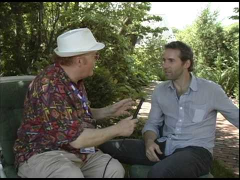Alessandro Nivola Pt.1-Excellence in Acting Award-Provincetown Film Fest- Stephen Holt Show