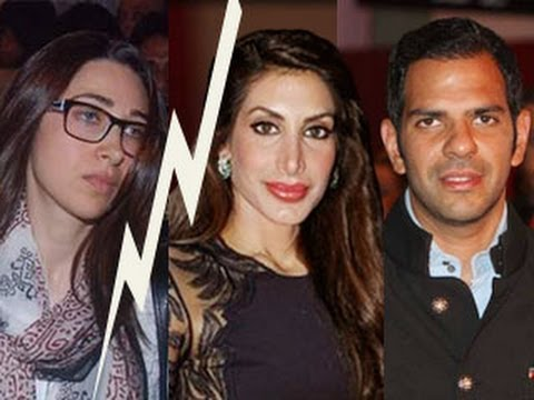 Karisma Kapur's Husband To Marry Again video