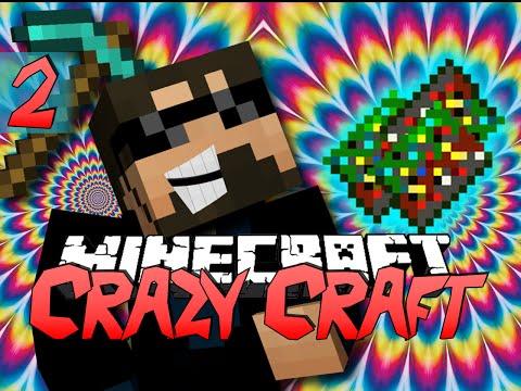 Minecraft CRAZY CRAFT 2.0 | MINER'S DREAMS [2]