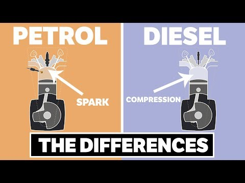 Differences Between Petrol And Diesel Engines
