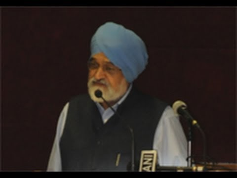 Shri Montek Singh Ahluwalia on 'Indian Economy and National Security'