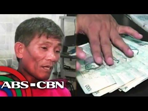 Honest carpenter who returned wallet homeless