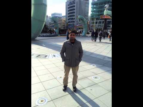 Barh Kohat Musafir In Korea video