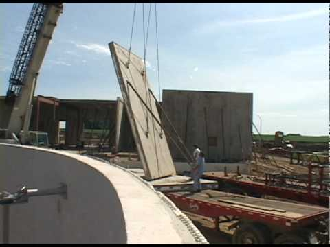 Concrete Sandwich Panels Youtube