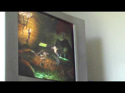 Lets Play TNBC Oogies Revenge Chapter 2 The Witching Hour.MOV