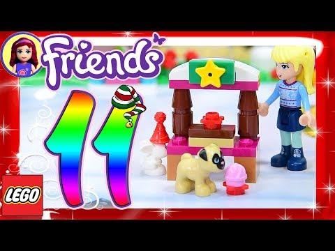 Day 11 Lego Friends Advent Calendar 2017 Build Kids Toys