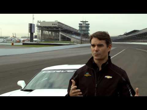 Jeff Gordon - 2015 Indianapolis 500 Pace Car Driver