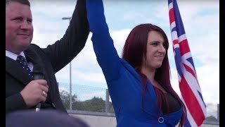 Jayda Fransen Dutch Documentary about Britain First