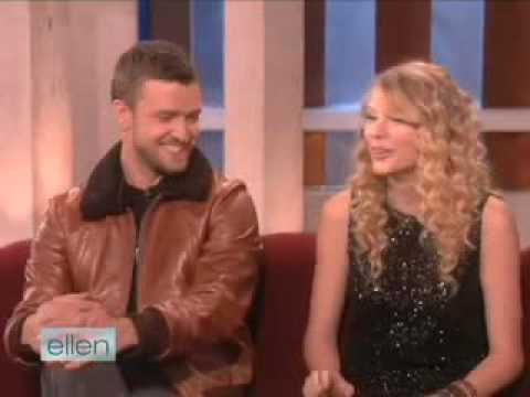 Taylor Swift is Surprised by Her Crush, Justin Timberlake!