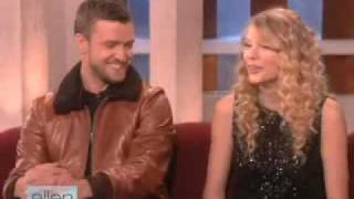 Download Lagu Taylor Swift is Surprised by Her Crush, Justin Timberlake! Gratis STAFABAND