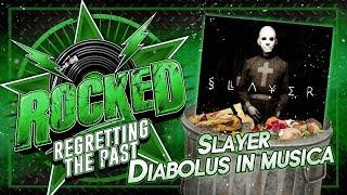 Download Lagu Slayer – Diabolus In Musica | Regretting The Past | Rocked Gratis STAFABAND