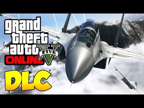 GTA V Online DLC 1.16 Escuela de Vuelo 4 Nuevos Vehiculos ¿¡Confirmado Fecha de Salida!? GTA 5