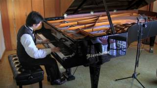 Beethoven Sonata Op 110 Jiang Xiao Peng Piano Recital 2015 Los Angeles At Colburn Studio