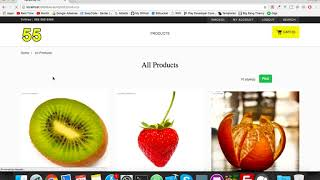 #24 Install Shopping Cart Package | E-Commerce Website in Laravel 5.5 and Ajax