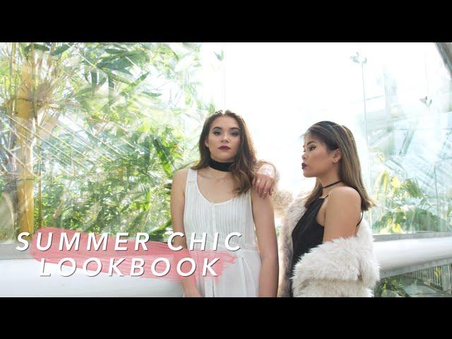 SUMMER CHIC LOOKBOOK