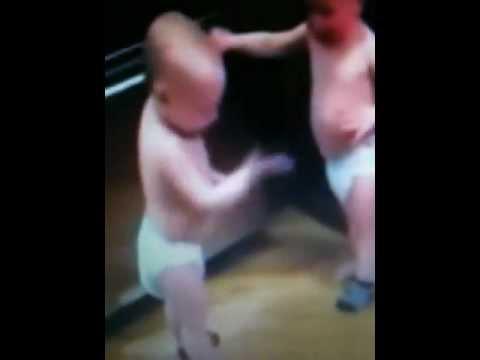 dos bebes hablando en cordobes