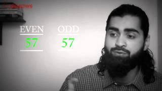 Reflect- Mathematical symmetry in the Quran- Imran Hussein