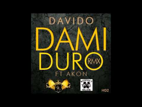 Davido Ft Akon - Dami Duro Remix video