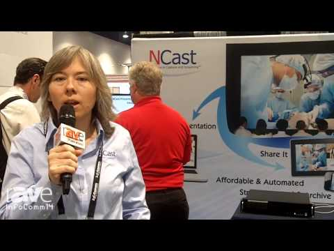 InfoComm 2014: NCast Explains its Lecture and Performance Capture Product