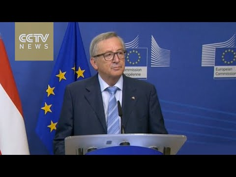 """European Commission president warns UK: """"Out is out"""""""