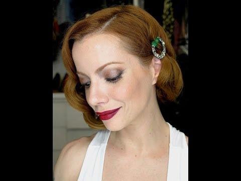 Julia Petit Passo a Passo festa com ondas Maquiagem