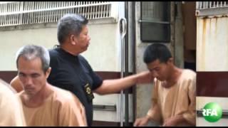 Thái Lan xét xử các ngư dân VN