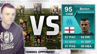 FIFA 13 - Rossi & 95 PRO INFORM JOEY BARTON!!